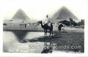 The Pyramids Cairo Eqypt Unused