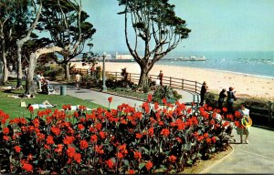 California Santa Monica Palisades Park