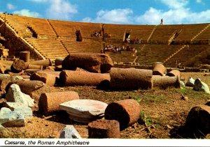 Israel Caesarea Ancient Roman Amphitheatre