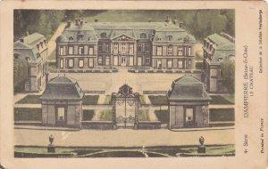 DAMPIERRE, Le Chateau, Seine-&-Oise, Franche-Comte, France, 10-20s