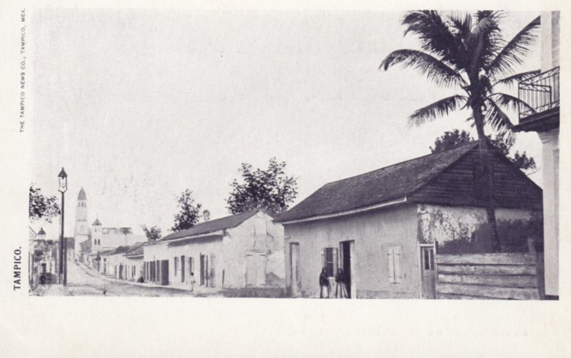 TAMPICO , MEXICO , 1901-07 ; Street View