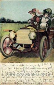 Artist Signed Earl Christy 1909