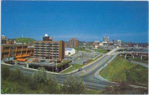Howard Johnson Hotel and Saint John, New Brunswick, Canada, Chrome
