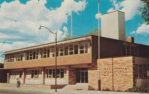 Exterior,  Municipal Building,  Wallaceburg,  Ontario,  Canada,  40-60s