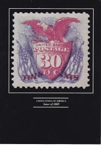 Unitaed States Of America 30 Cent Issue of 1869