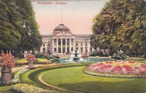 Germany Wiesbaden Kurhaus