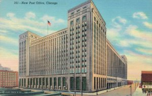 USA New Post Office Chicago 03.55