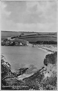 England Approach to Swanpool Beach, Falmouth 1929
