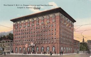 New Central Y.M.C.A. Prospect Avenue and East 22nd Street, Cleveland, Ohio, 1900
