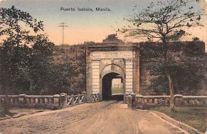 Manila Philippines Puerto Isabela Manila Puerto Isabela
