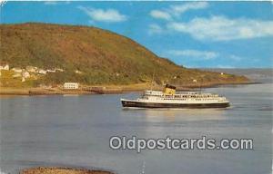 Princess of Acadia Digby Gap Ship Postcard Post Card Digby Gap Postcard Post ...
