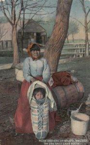 Piute Indians , MOAPA , Nevada , 1900-10s