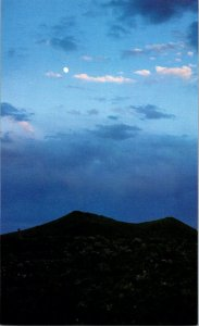Vintage Idaho Postcard, Watchman , Craters of the Moon National Monument, pb24