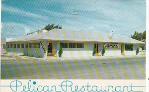 Florida Clearwater Beach Pelican Restaurant