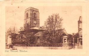 England London Chelsea, Old Church