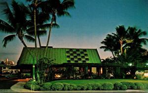 Hawaii Honolulu Canlis' Restaurant