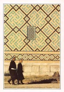 Uzbekistan Samarkand De Madrasa