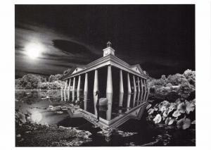 Postcard La Grenette Theatre  Vevey Switzerland 1986 #74