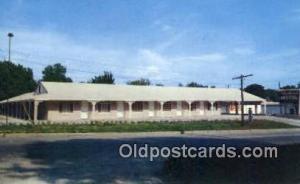 The Stephens Motel, Columbia, MO, USA Motel Hotel Postcard Post Card Old Vint...