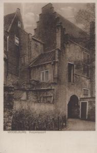 Middelburg Kuiperspoort Old German Postcard