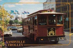 Nashville Trolley Nashville Tennessee