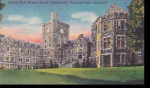 Maryland Cockeysville Bonnie Blink Masonic Home