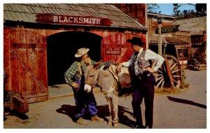 California  Knott's berry Farm Ghost Town  One-Eyed Joe