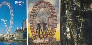 London Aerial Eye View Great Ormond Street Hospital Photography Wins 3x Postcard