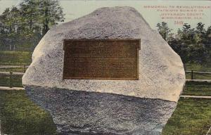 Memorial To Revolutionary Patriots Buried In Jefferson County Birmingham Alab...