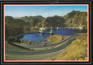 Nevada Las Vegas Hoover Dam