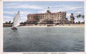 Fort Montagu Beach Hotel , NASSAU , Bahamas , 10-20s