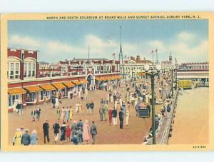 Linen SHOPS ON BOARDWALK Asbury Park New Jersey NJ HM9945