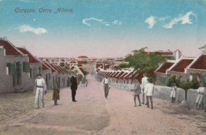 CURACAO , 1900-10s ; Cerro Altena