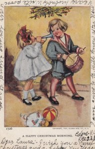 Kids , A Happy CHRISTMAS Morning , 1906