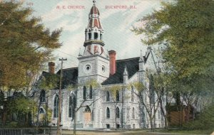 ROCKFORD , Illinois, 1913 ; M.E. Church