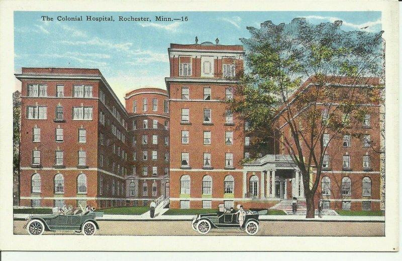 Rochester, Minn., The Colonial Hospital