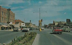 FORT COLLINS , Colorado , 50-60s ; Main Street