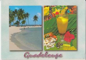 Guadeloupe, used Postcard