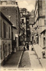 CPA PARIS (18e) Le Passage Clotin. (538058)