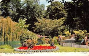 BR25019 Cliftonville The Lake Dane park United Kingdom