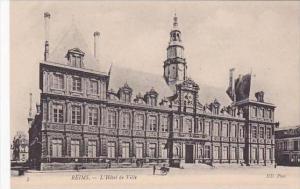 France Reims L'Hotel de Ville