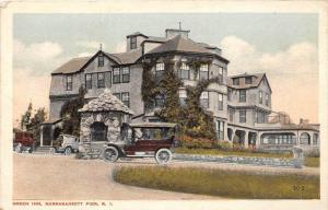 8507   RI  Narragansett Pier      Green Inn