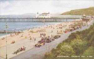 Wales Colwyn Bay Promenade
