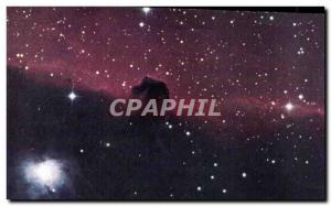 Old Postcard Horsehead Nebula The Dark Horses & # 39s Head Is A Cloud Of Opaq...
