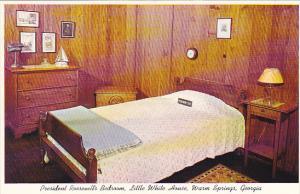 President Roosevelt's Bedroom Little White House Warm Springs Georgia