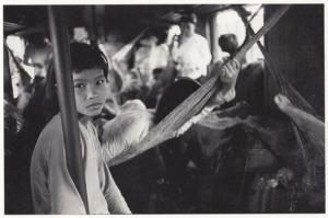 Indochina Vietnam Cambodia Childrens 1950s Dormitry Award Photo Winner Postcard