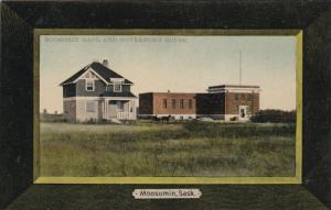 MOOSOMIN , Saskatchewan , Canada , 00-10s; Jail