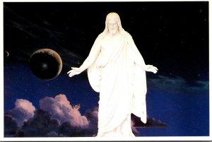 Utah Salt Lake City Temple Square New Visitor Center The Christus