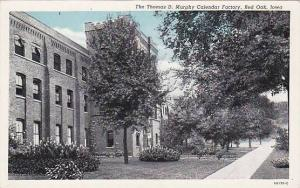The Thomas D. Murphy Calendar Factory, Red Oak, Iowa, 00-10s