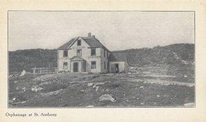 LABRADOR , Canada , 1900-10s ; St. Anthony , Orphanage